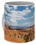 Unique Landscape Of Bryce Canyon Coffee Mug