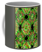 United Colors Abstract Coffee Mug
