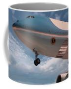 United States Air Force One Coffee Mug