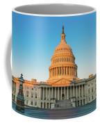 United States Capitol  Coffee Mug