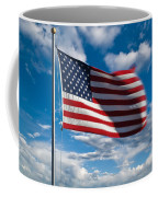 United States Of America Coffee Mug by Steve Gadomski