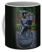 United States War Dog Memorial Coffee Mug