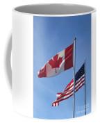 United We Stand Divided We Fall Coffee Mug