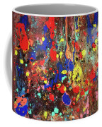Universe Spaces Splash Coffee Mug