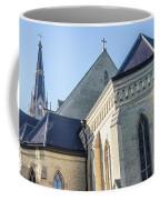 University Of Notre Dame Basilica  Coffee Mug