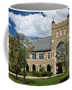 University Of Notre Dame Law School Coffee Mug