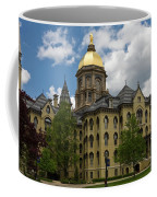 University Of Notre Dame Main Building 1879 Coffee Mug