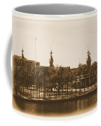 University Of Tampa - Old Postcard Framing Coffee Mug