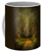 Unknown Footpath Coffee Mug by Svetlana Sewell
