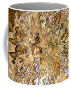 Unknown Paths Abstract Art Coffee Mug
