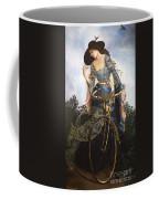 Unstuck In Time Coffee Mug