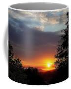 Until We Meet Again- Oregon Sunset Coffee Mug