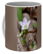 Untitiled Floral Coffee Mug