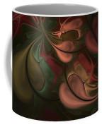 Untitled 01-26-10 Earth Tones Coffee Mug