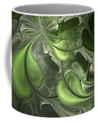 Untitled 1-26-10 Pale Green Coffee Mug
