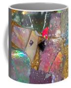Untitled Abstract Prism Plates II Coffee Mug