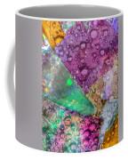 Untitled Abstract Prism Plates V Coffee Mug