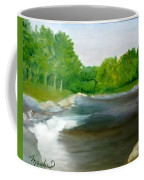 Untitled Plein Aire Coffee Mug by Sheila Mashaw
