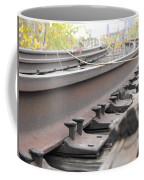 Unused Rail Coffee Mug