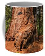 Up Close To A Giant Coffee Mug
