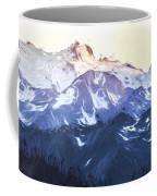 Up In The Mountains II Coffee Mug