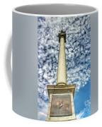 Up The Lovejoy Monument  Coffee Mug
