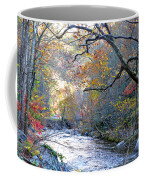 Up The Mountain We Go Coffee Mug