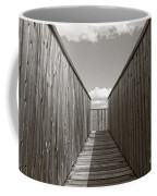 Up To The Watch Tower Coffee Mug
