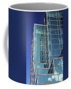 Up Town Phoenix Building Coffee Mug
