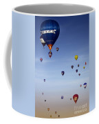 Up Up And Away  Coffee Mug