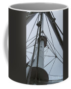 Up Whitefish Point Coffee Mug