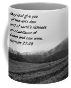 Uplifting Fog Coffee Mug