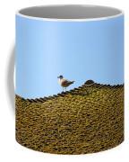 Upon The Roof Coffee Mug