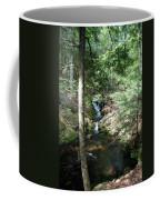Upper Adler Falls 4405 Coffee Mug