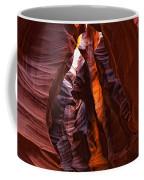 Upper Antelope Canyon, Arizona Coffee Mug