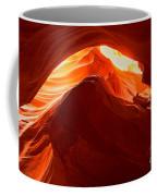 Upper Antelope Sunlit Layers Coffee Mug