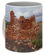 Upper Box Canyon Ruin Coffee Mug
