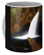 Upper Butte Creek Falls Coffee Mug