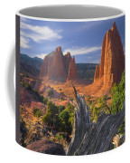 212645-upper Cathedral Valley  Coffee Mug