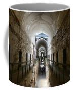 Upper Cell Blocks Coffee Mug