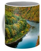 Upper Delaware River Coffee Mug