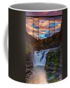 Upper Falls Letchworth State Park Coffee Mug