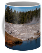 Upper Geyser Basin Coffee Mug