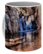 Upper Jemez Falls New Mexico Coffee Mug