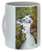 Upper Rogue River Coffee Mug