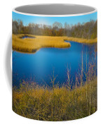 Upper Roxborough Reservoir Coffee Mug