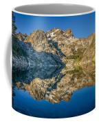 Upper Sardine Lake Panorama Coffee Mug