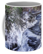 Upper Taughannock Winter Coffee Mug