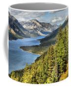 Upper Waterton Lake Valley Coffee Mug