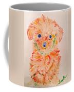 Upright Puppy Coffee Mug